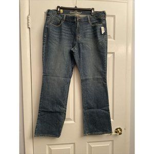 NWT Old Navy The Sweetheart Bootcut Jeans 14 Short